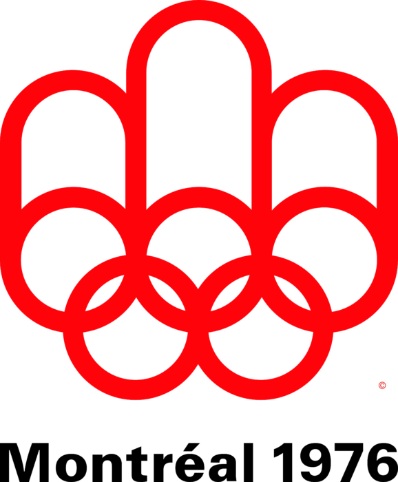 Montreal 1976 Summer Olympics Logo