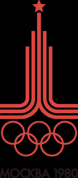 Moscow 1980 Summer Olympics Logo