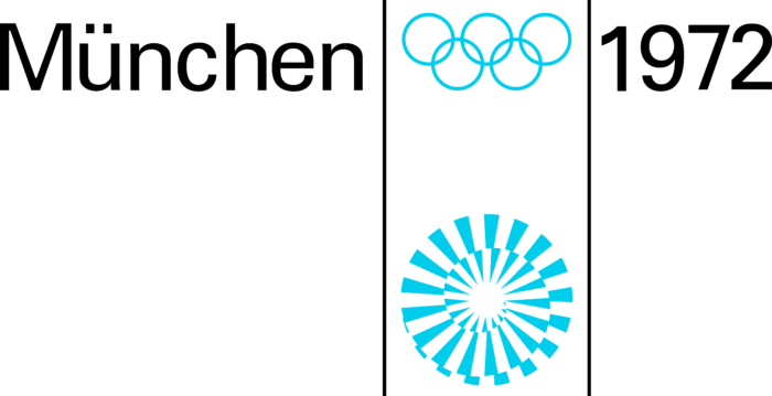 Munich 1972 Summer Olympics Logo