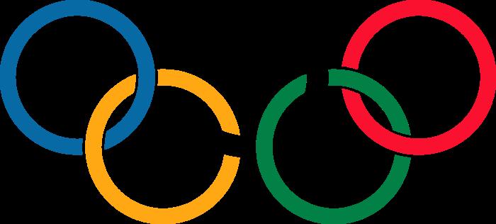 Olympic Rings 1986