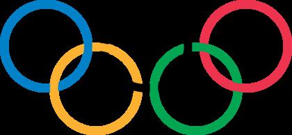 Olympic Rings 2010
