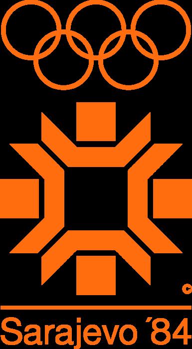 Sarajevo 1984 Winter Olympics Logo