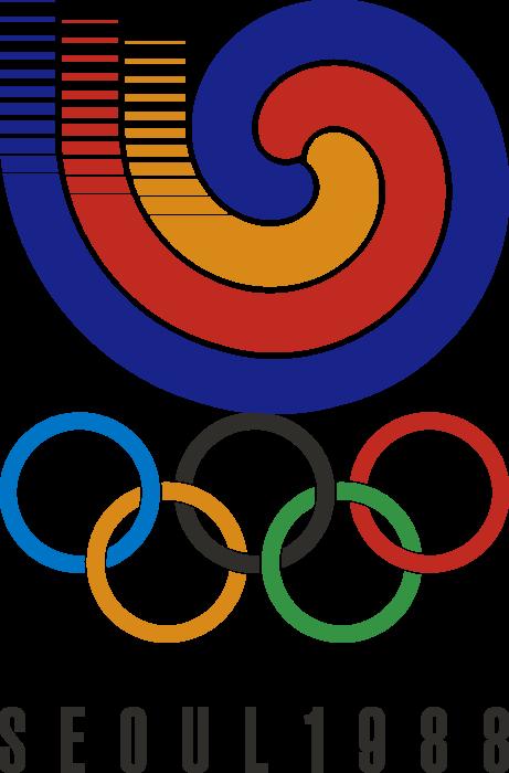 Seoul 1988 Summer Olympics Logo