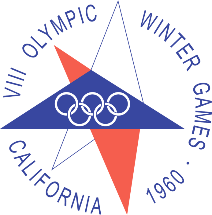 Squaw Valley 1960 Winter Olympics Logo