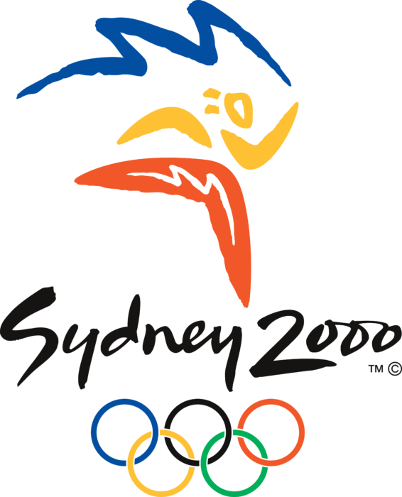 Sydney 2000 Summer Olympics Logo