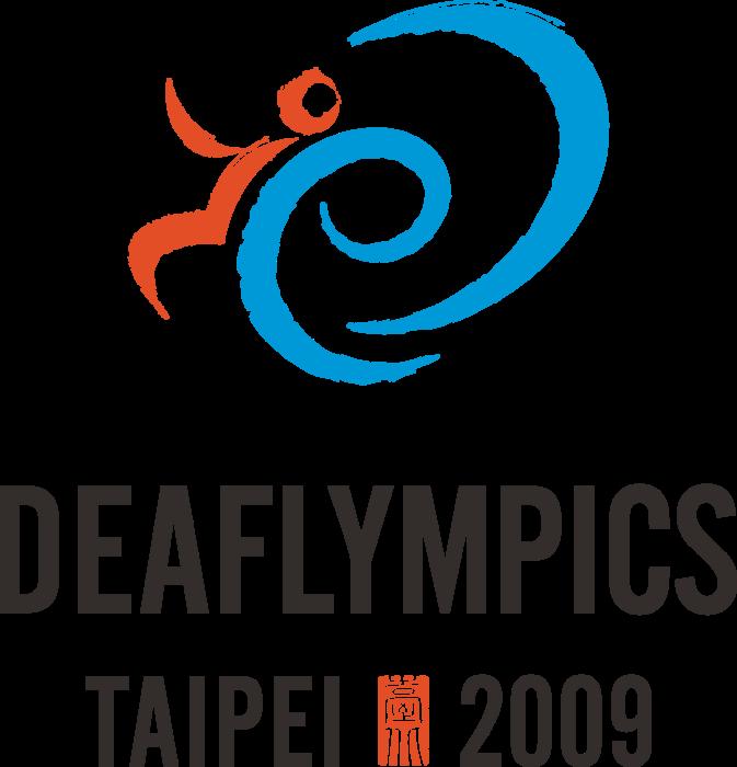 Taipei 2009 Summer Deaflympics Logo