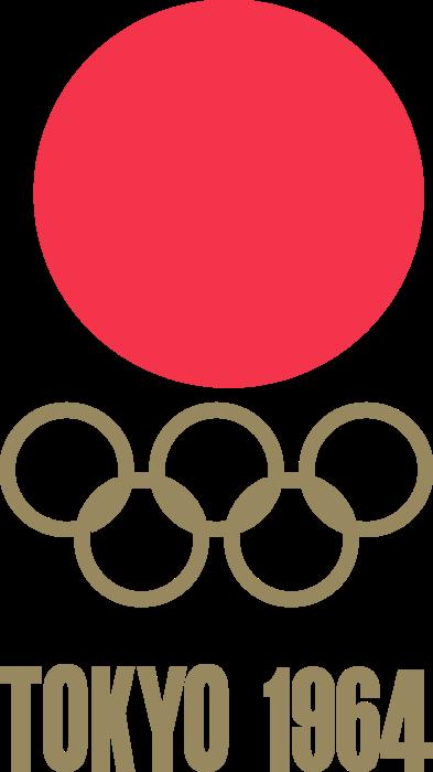 Tokyo 1964 Summer Olympics Logo